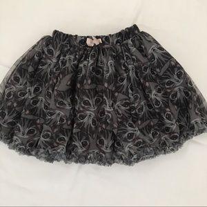 H&M Kitty Cat Tutu Skirt
